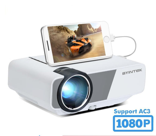 Mini Projector - Portable Home Theater - [Homistic]