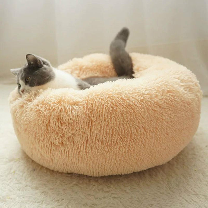 Winter Sleeping Bed for Cats and Dogs - [Homistic]
