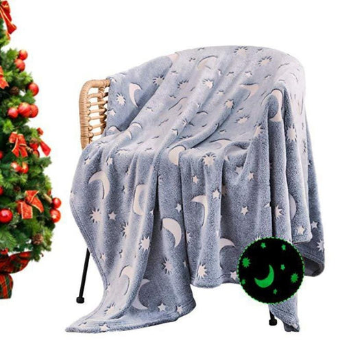 Glow in the Dark Blanket - [Homistic]
