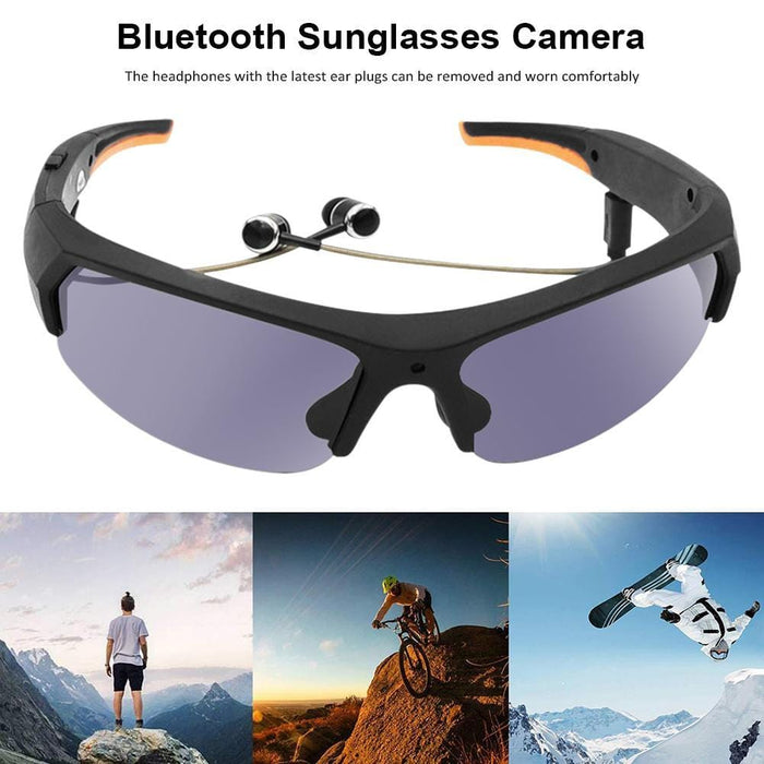Spy Camera Glasses - [Homistic]