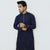 NAVY BROADCLOTH Shalwar Kameez