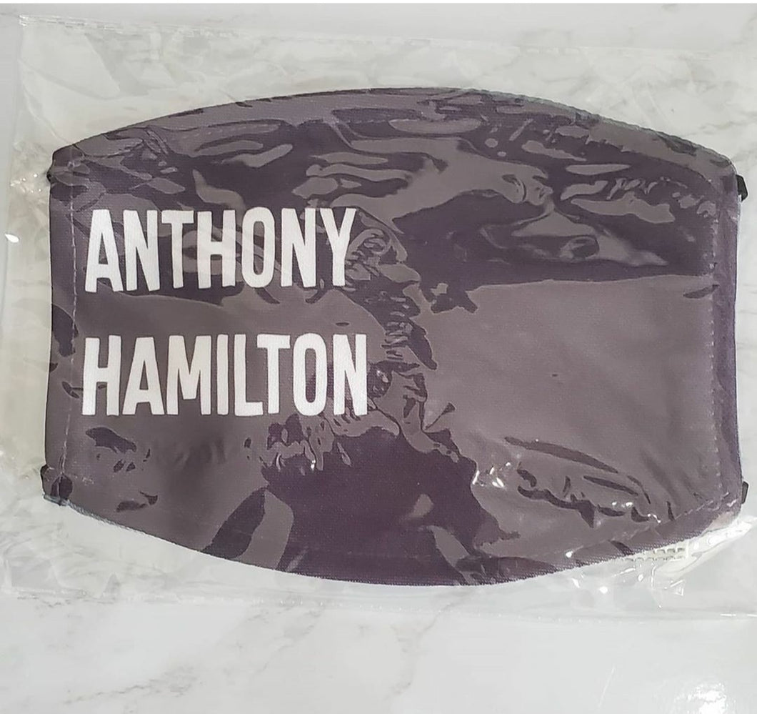 Anthony Hamilton Mask