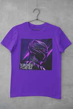 Load image into Gallery viewer, Wakanda Forever Panther T-shirt