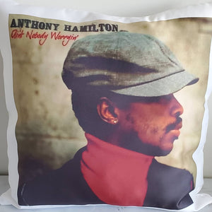 Anthony Hamilton Style 1 Pillow