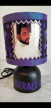 Load image into Gallery viewer, Gerald Levert Lamp