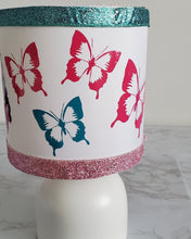 Load image into Gallery viewer, Butterfly Girl  Lamp