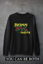 Load image into Gallery viewer, Boss / Mom Graphic Sweat shirt