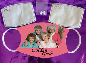 The Golden Girls Mask