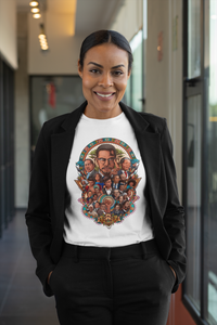 Black Activists Black History Month T shirt