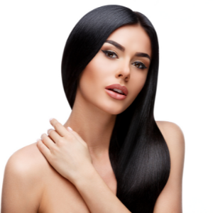 For Smooth, Lustrous Hair