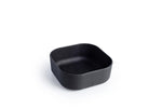 Venandi Design Pet Bowl Charcoal Black Dog Cat Food Bowl