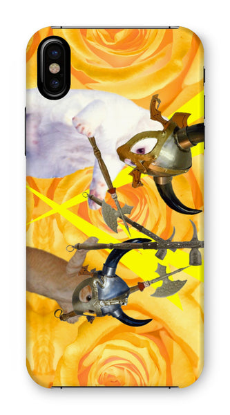 Viking Kittens Phone Case for iPhone and Samsung