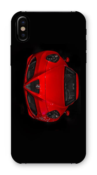 Alfa Romeo 4C Phone Case for iPhone and Samsung