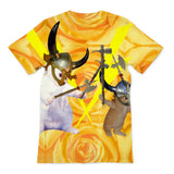 Viking Kittens Sublimation T-Shirt