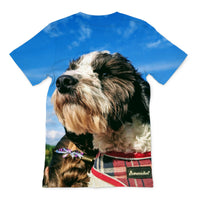 Barney the Cockapoo Sublimation T-Shirt
