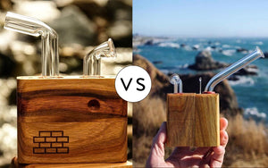 Sticky Brick Junior vs Original