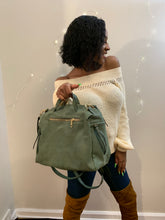 Load image into Gallery viewer, Army Green Casual Bag