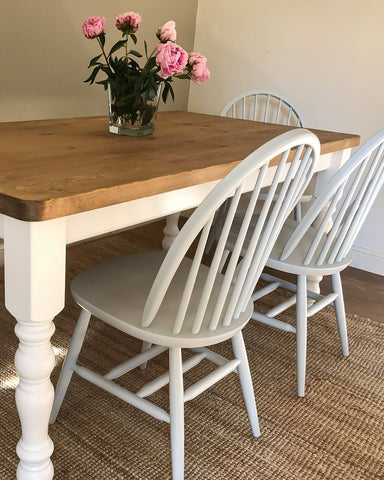 Arch Back Dining Set