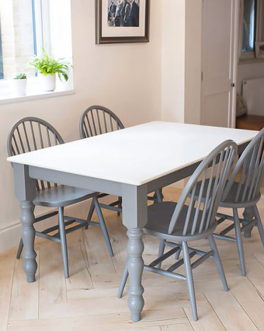 Contemporary Quartz Dining Table