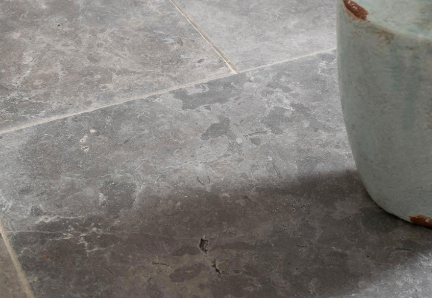 Milly Grey Tumbled Limestone