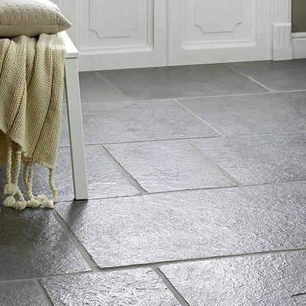 Paris Grey Brushed Limestone