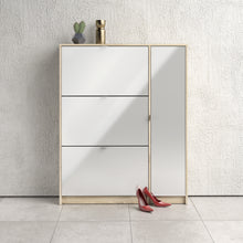 Load image into Gallery viewer, BRIGHT Shoe Cabinet w/storage