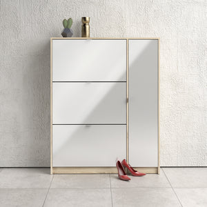 BRIGHT Shoe Cabinet w/storage