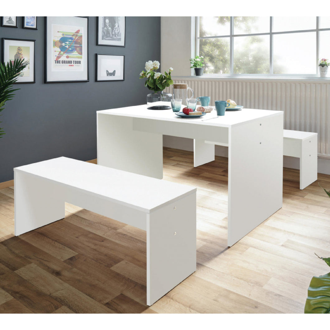BERLIN Table & Bench Set