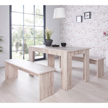 Load image into Gallery viewer, MUNICH table and bench set