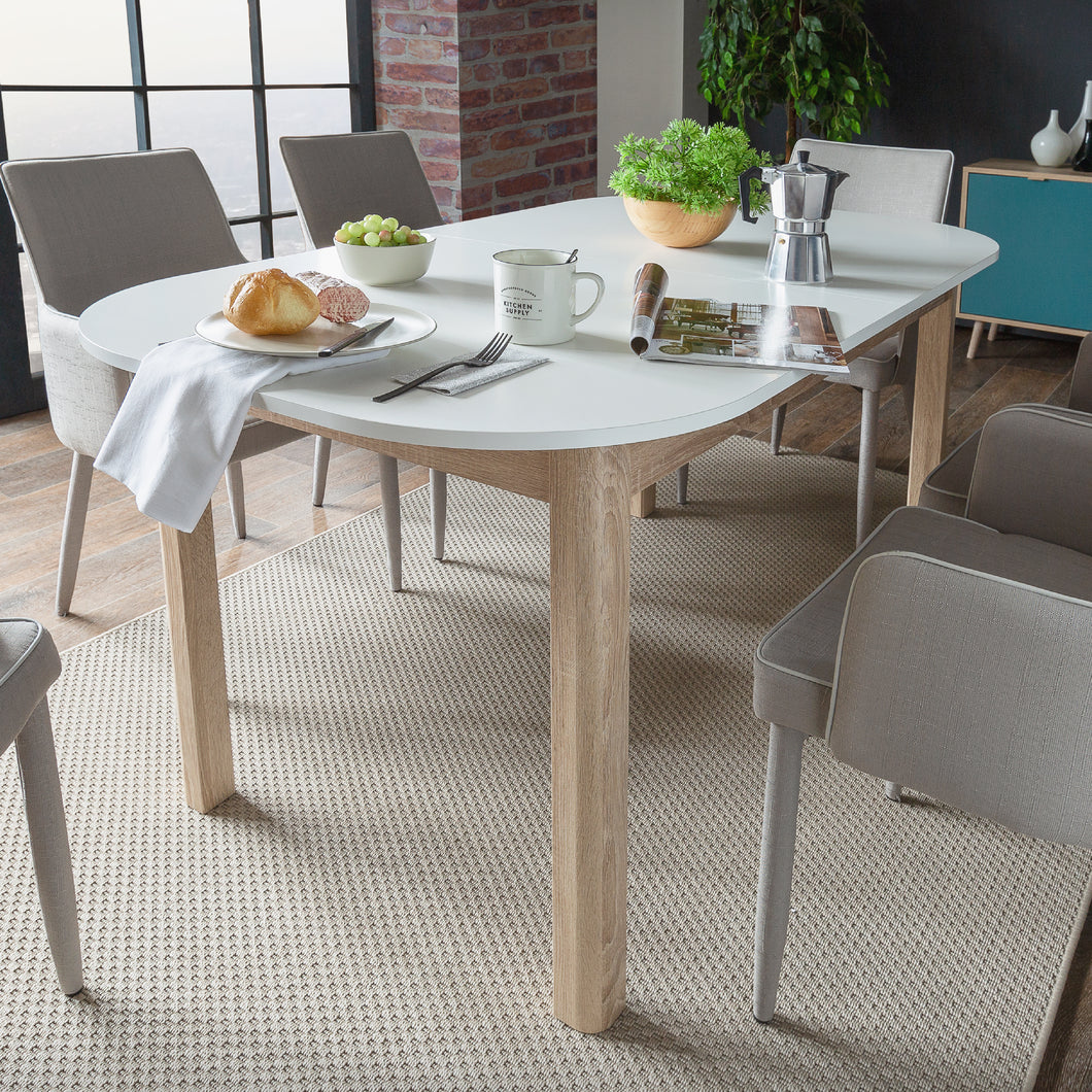 LUND Extendable table