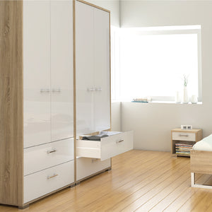 HOMELINE 2 Doors Wardrobe