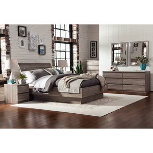 NAIA  Queen bed