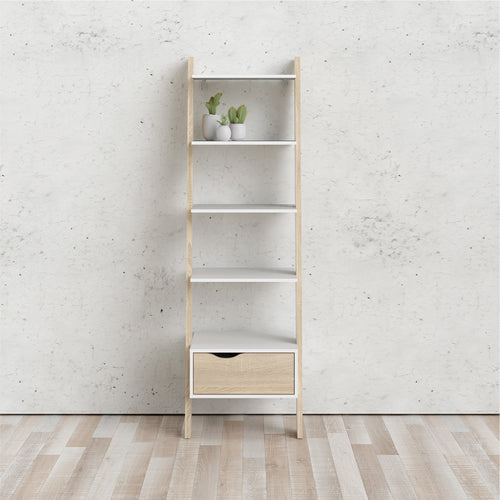 OSLO Bookcase 1 drawer - Urban Home