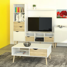 Load image into Gallery viewer, OSLO  Bookcase 2 drawers/1 door