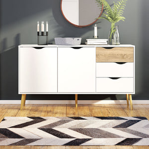 OSLO  Sideboard 2 doors/3drawers