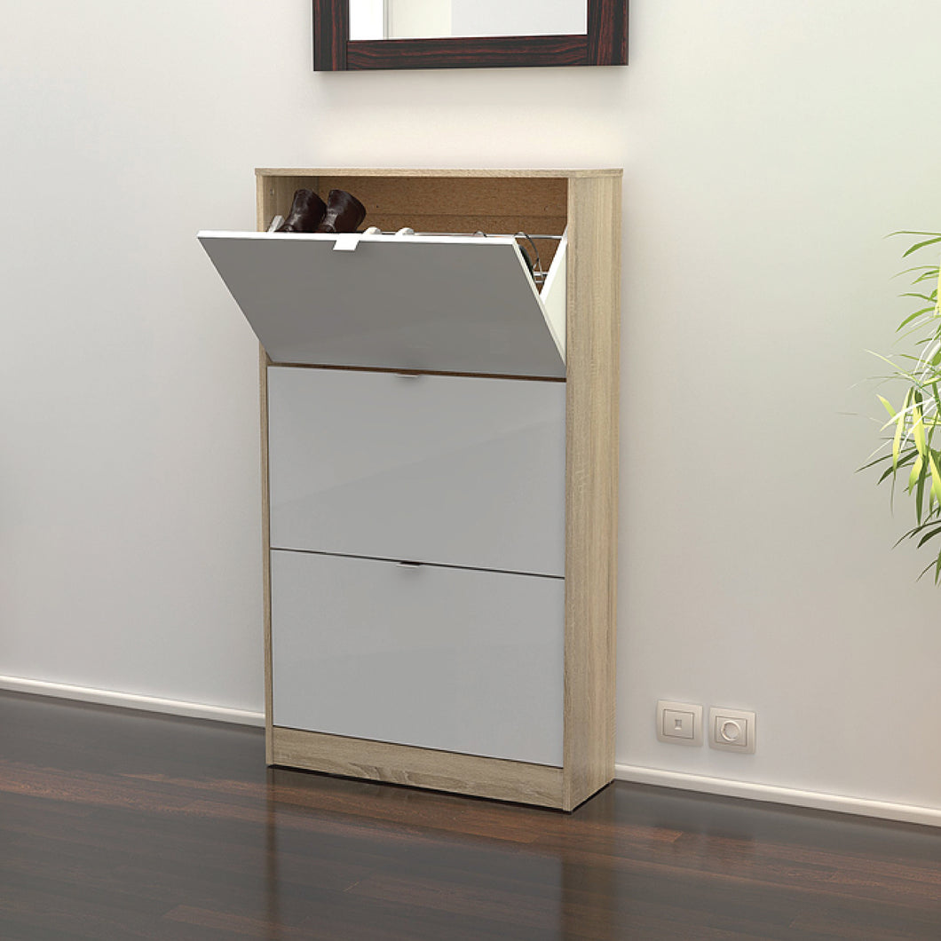 BRIGHT Shoe Cabinet - Urban Home