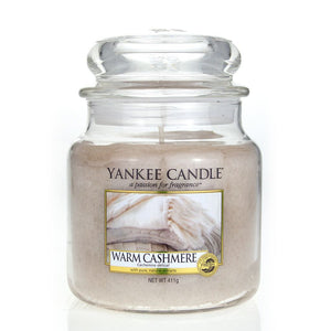 WARM CASHMERE Candle- Classic Jar