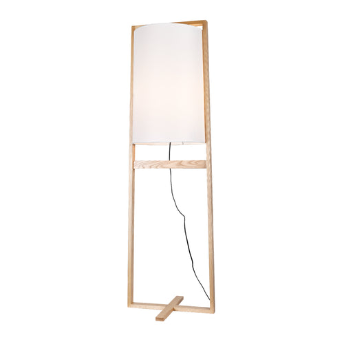 MAUI Wooden Floor Lamp - Urban Home