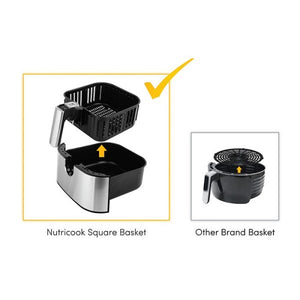 Nutricook- Rapid Air Fryer - Urban Home