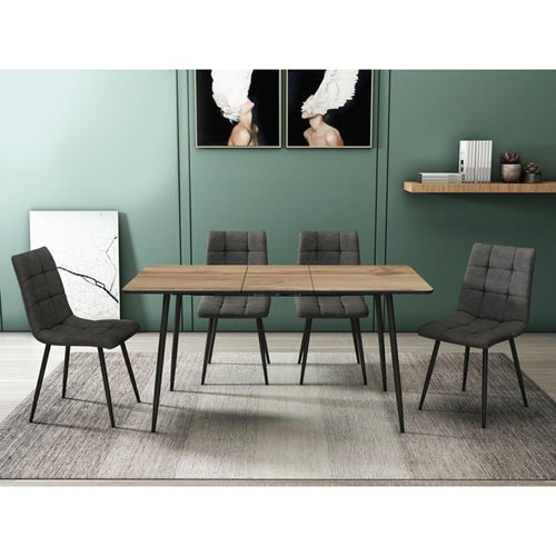 VIRGO Dining Set - Urban Home