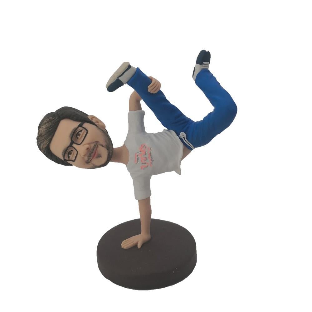 Hip-hop Boy Bobblehead