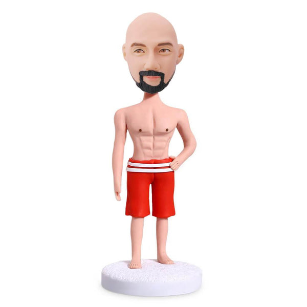 Fitness Coach Bobblehead