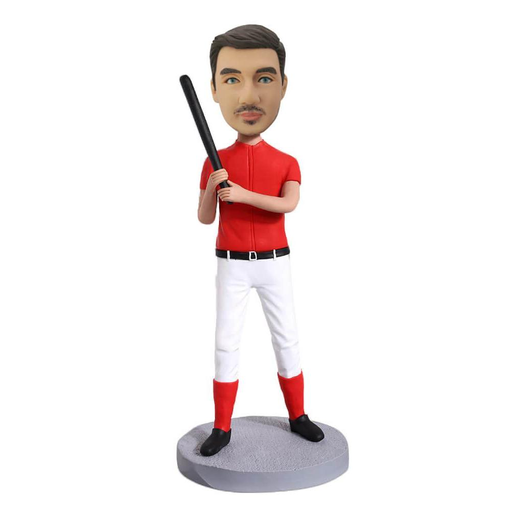 Baseball batter Bobblehead