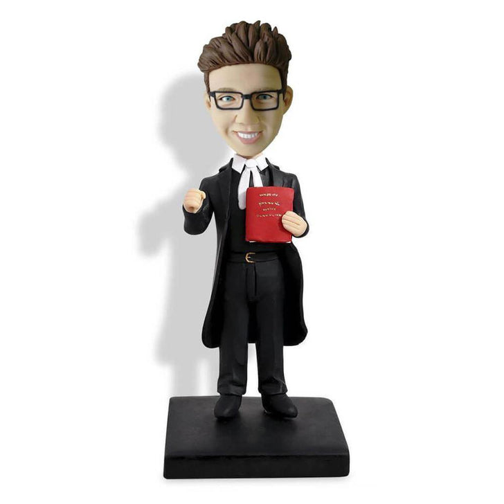Fight for My Future Graduation Bobblehead