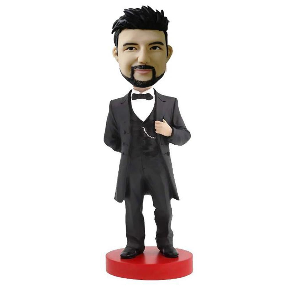 Lincoln Bobblehead