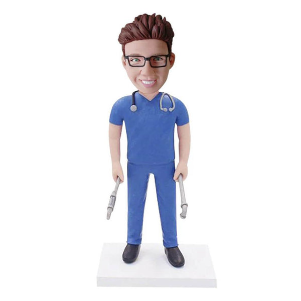 Surgeon Custom Bobblehead