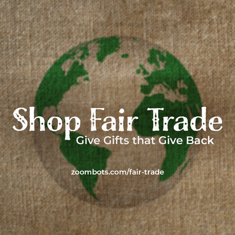 Shop Fair Trade, give gifts that give back at WallaceFlynnCollective.com.  Our Fair Trade handmade goods are obtained through village community micro economic systems that set their own wages. The company is woman founded and run and committed to promoting sustainable family wages.