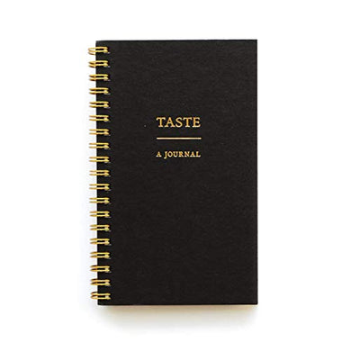 Taste - A Journal for Tasting Everything, Buy 1, Get 1 Free