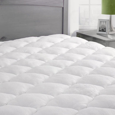 Wallace Flynn Tencel Top Extra Plush Mattress Pad