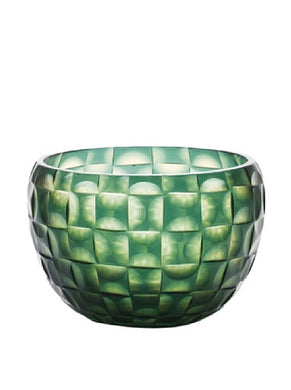 Dynasty Gallery Woven Facets Bowl